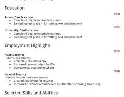 Resume Simple Format Awesome Document Template For Download Can R Free You Templates Sum Simple