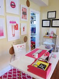 Office Room: Girly Workspace Accessories - Girl Workspace