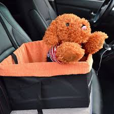 safety waterproof car seat cleaning dog bag cage basket pet carrier travel