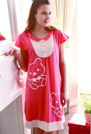 China <b>100</b>%<b>Cotton Ladies</b> Fashion Night Suit Df-8870 - China Coral ...