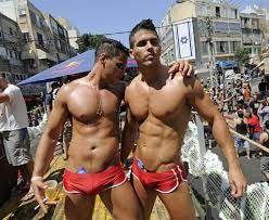 De foto gay tios