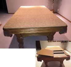 table extender. pool table top extender u