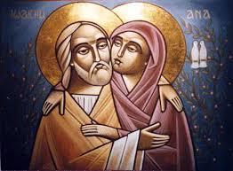 Картинки по запросу картинки праведные Иоаким и анна