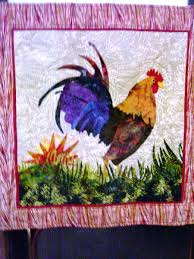 rooster quilt | Wrapped in LoVe~Quilts~..♥ | Pinterest | Chicken ... & Patterns · rooster quilt Adamdwight.com