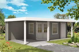 Gartenhaus kaufen: Final-Sale: Holz-Gartenhaus bis 01.01. bis -50%