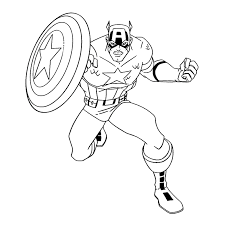 Avengers Superhelden Kleurplaten Kleurplatenpaginanl Boordevol
