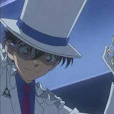 Kaito Kid X Detective Reader - KIDRIZI