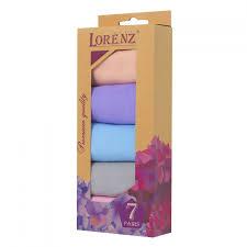 Lorenz Р20, <b>комплект</b> женских <b>носков бамбук</b> 7 пар цвета ассорти ...