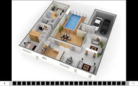 100 home design 3d samples small house plan 1017