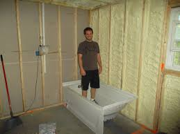 This Old McConahy Farmhouse The Zombie Apocalypse Hole And Other - Insulating a bathroom
