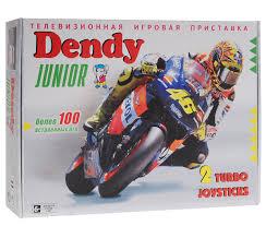 <b>Игровая приставка Dendy Junior</b> (8 bit) — купить в интернет ...