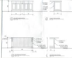 Narrow Depth Base Cabinets Kitchen Cabinet Depth