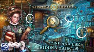 Can you find all the hidden objects in these games? Get The Paranormal Society Hidden Object Adventure Microsoft Store