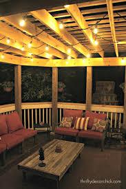 best outdoor lights pergola
