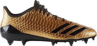 adidas 6 0 football cleats men. adidas men\u0027s adizero 5-star 6.0 gold football cleats 6 0 men