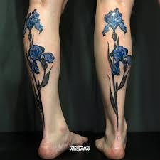 ирис значение татуировок в россии Rustattooru