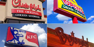 fast food restaurants logo chicken. Fine Food A Restaurant Analyst Estimates There Are 280 Fast Food Chicken Restaurants  In The Atlanta Area For Fast Food Restaurants Logo Chicken