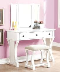 white makeup vanity with lights. desk: pottery barn vanity desk white set makeup table with lights