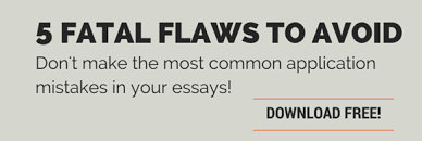 college sample essays 5 fatal flaws to avoid in your college application your copy today