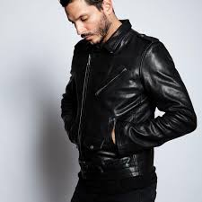 leather jacket 66