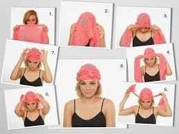 HOW TO TIE A <b>TURBAN</b> #LikeSo | <b>Повязка</b> на короткие <b>волосы</b> ...