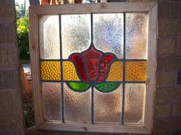 antique stained glass windows texas