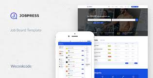 Listing Template Jobpress Jobs Directory Listing Template By Icookcode Themeforest