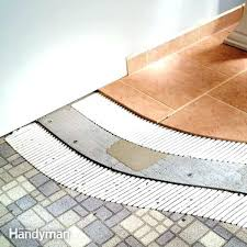 how to lay vinyl tile can you lay tile over tile how to tile bathroom floors