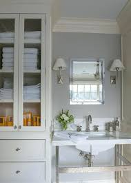 bathroom cabinet with glass doors ivory and gray bathroom with glass door linen cabinet white bathroom bathroom cabinet with glass doors