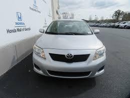 2009 Used Toyota Corolla 4dr Sedan Automatic LE at Honda Mall of ...