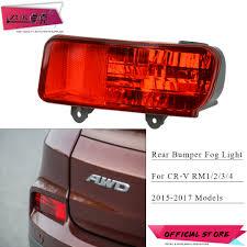 2016 Honda Crv Fog Light Assembly Us 20 0 20 Off Zuk Rear Bumper Fog Light Fog Lamp For Honda Crv 2015 2016 2017 Rm1 Rm2 Rm3 Rm4 Rear Brake Light Oe 34550 Tfc H01 34500 Tfc H01 In