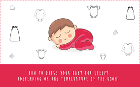 What To Dress Baby In For Sleep At Night Depending On The