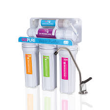 Go Pure 5 Stage Water Purifier Tevo
