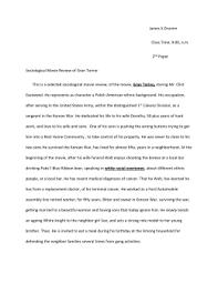 gran torino essay plan sociological movie review of gran torino