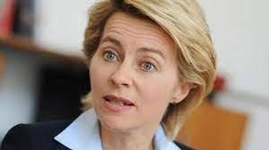 European commission spokesman eric mamer. Ursula Von Der Leyen Europa Hat Keine Ewigkeitsgarantie Archiv Rhein Zeitung