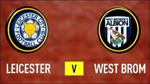 Image result for logo INGGRIS LEICESTER CITY VS WEST BROMWICH ALBION
