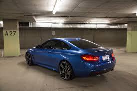 BMW 3 Series bmw 435i xdrive m sport : BMW 435i Coupe M-Sport Estoril Blue