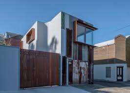 Virginia Duran Blog- Unusual Facades- Tinished House- Australia