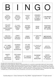 buzzword bingo generator nurse bingo cards to download print and customize