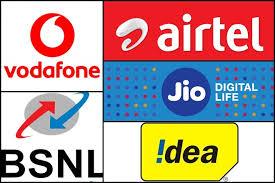 Airtel Vs Vodafone Vs Jio Vs Idea Vs Bsnl All Prepaid Packs