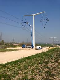 New Pylon Design Ordnance Survey Blog New Electricity Pylons Being Added To