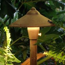 alliance outdoor lighting cast brass area light 100 lifestyle