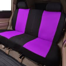 geek flying banner casual full set car seat cover auto seat covers set seat protectors breathable seat cushion purple for las