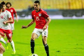 طاهر محمد طاهر والرسالة المؤثرة بعد وداع منتخب مصر أولمبياد طوكيو