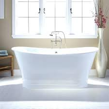 cast iron bathtub 66 x 32 alcove tubs for home depot stain removal