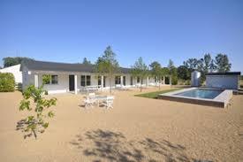 House Plans   Photos   Houseplans comSignature modern ranch house plan