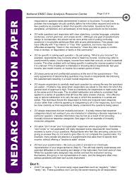 It exposes and supports the opinion of a nation and is the starting point for the position papers allow the delegates to define their strategies and possible actions in advance of the working meetings scheduled by the organizing. Do S And Don Ts Of Questionnaire Nedarc Position Paper Pages 1 4 Flip Pdf Download Fliphtml5