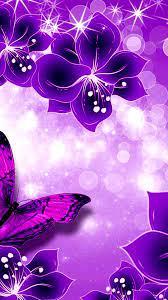 Cute Purple Aesthetic iPhone 7 ...