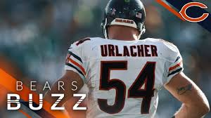 Fame Urlacher Buzz Hall Bears Of