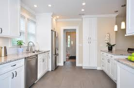 Preassembled Kitchen Cabinets Kitchen White Shaker Kitchen Cabinets With Regard To Brilliant